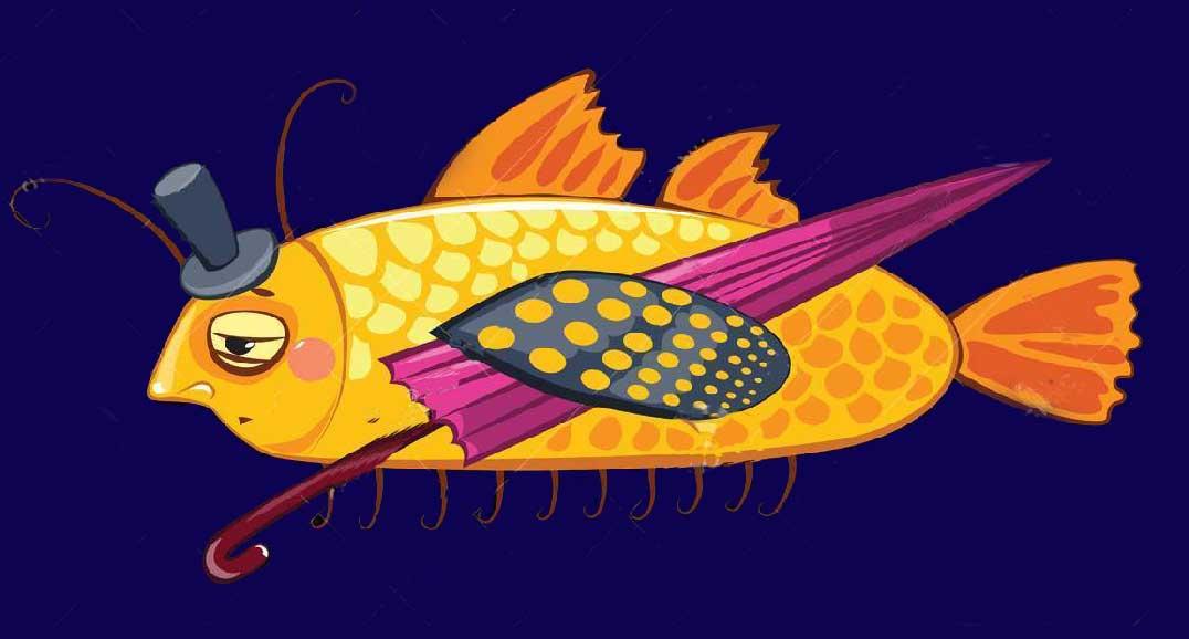 pesci-con-l'ombrellone