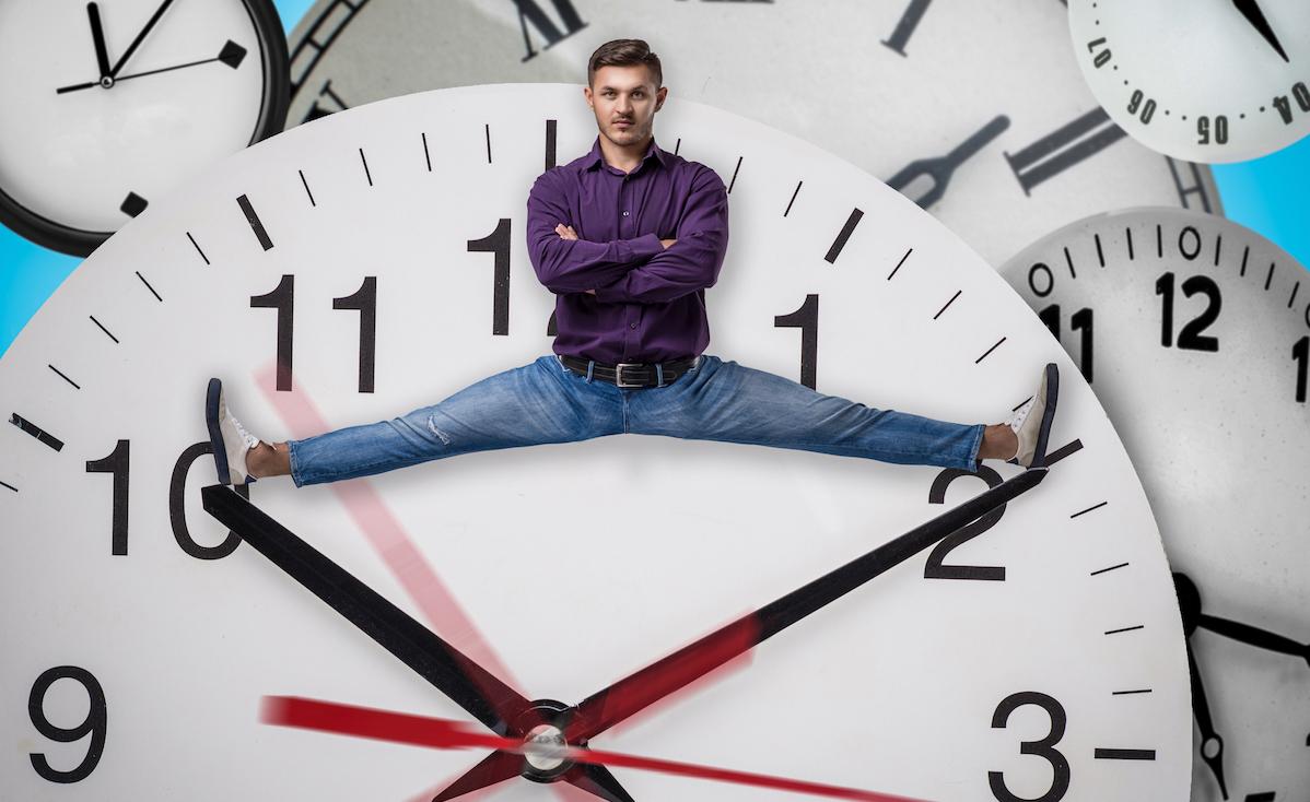 Anche l'uomo ha il suo orologio biologico