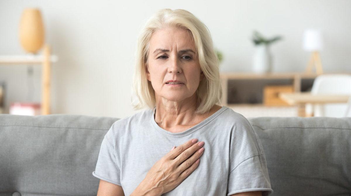 I sintomi dell'infarto non sono sempre gli stessi tra gli uomini e le donne