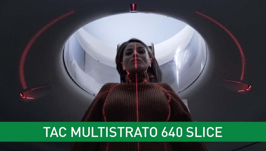 TAC Multistrato 640 slice
