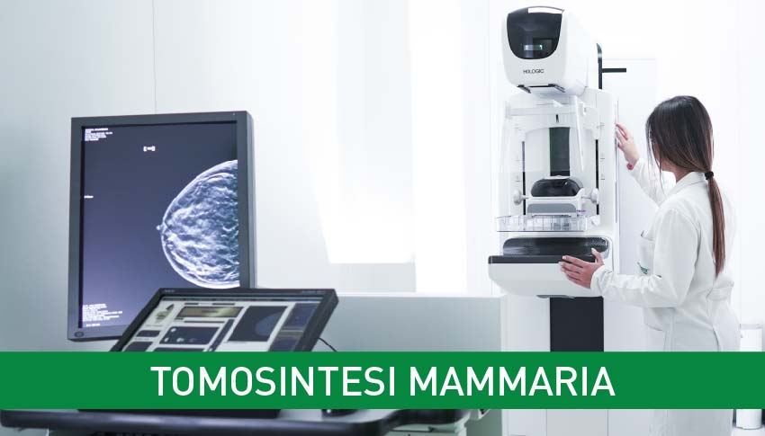 Tomosintesi Mammaria