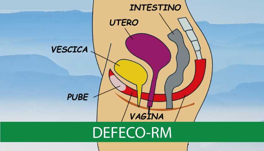 Risonanza Magnetica dinamica del pavimento pelvico