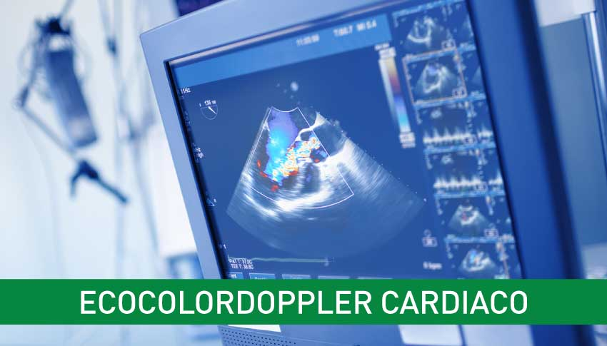 Ecocolordoppler Cardiaco